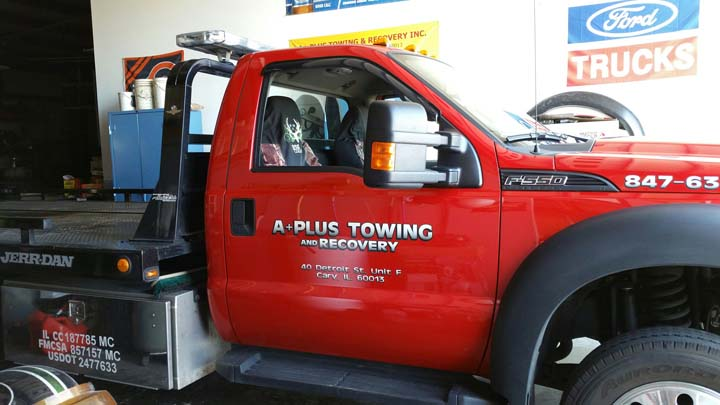 A+ Plus Towing & Recovery, Inc. - Towing - Cary, IL - Thumb 2